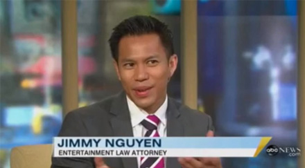 Jimmy Nguyen Good Morning America