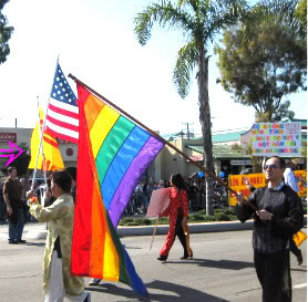 Tet parade in Little Saigon