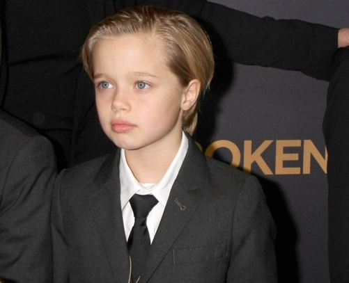 Shiloh Jolie Pitt A Win For Expressing Who You Are